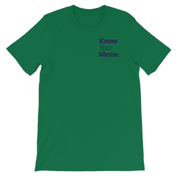 Know Your Meme T-Shirt shopyourmeme Kelly S