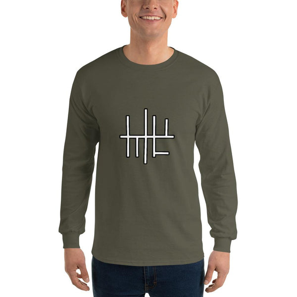 Loss Long Sleeve T-Shirt shopyourmeme Military Green S