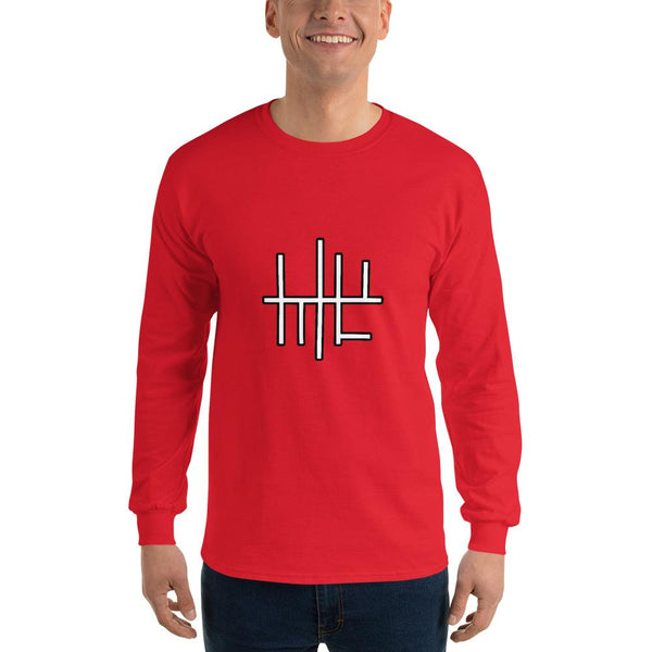 Loss Long Sleeve T-Shirt shopyourmeme Red S
