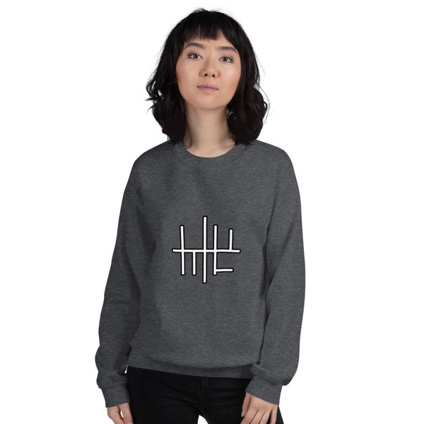Loss Sweatshirt shopyourmeme Dark Heather S