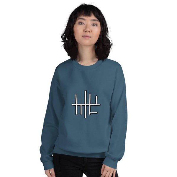 Loss Sweatshirt shopyourmeme Indigo Blue S