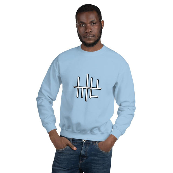 Loss Sweatshirt shopyourmeme Light Blue S