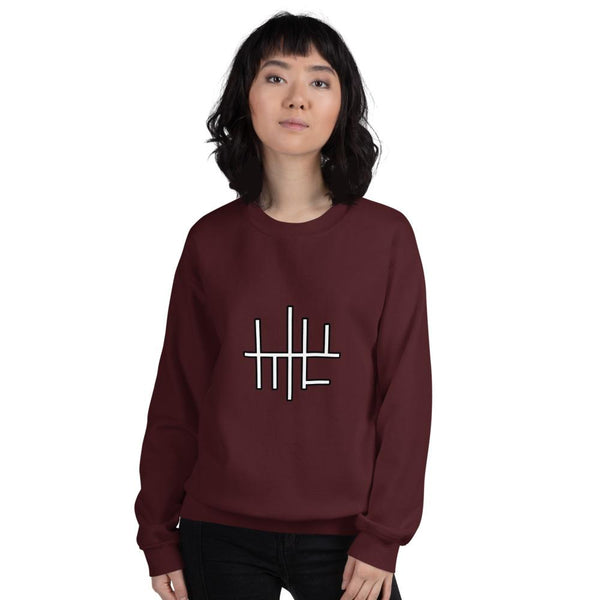 Loss Sweatshirt shopyourmeme Maroon S