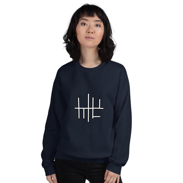 Loss Sweatshirt shopyourmeme Navy S