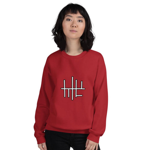 Loss Sweatshirt shopyourmeme Red S