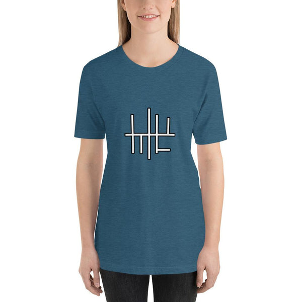 Loss T-Shirt shopyourmeme Heather Deep Teal S