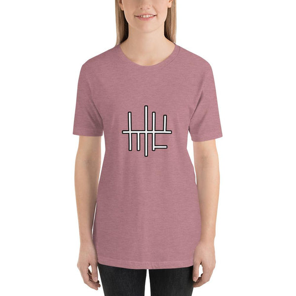 Loss T-Shirt shopyourmeme Heather Orchid S