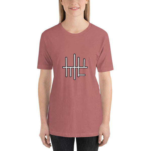 Loss T-Shirt shopyourmeme Mauve S