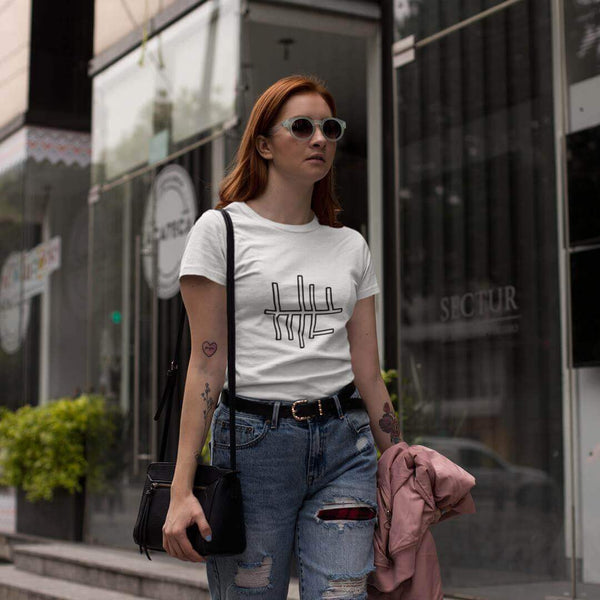 Loss T-Shirt shopyourmeme White S