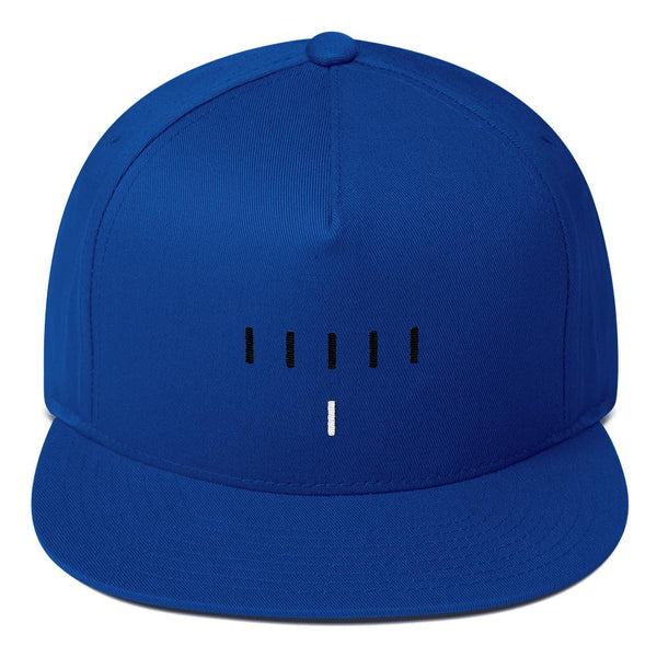 Piper Perri Surrounded 5 Panel Cap shopyourmeme Royal Blue
