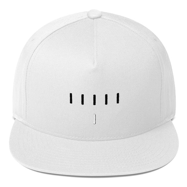 Piper Perri Surrounded 5 Panel Cap shopyourmeme White