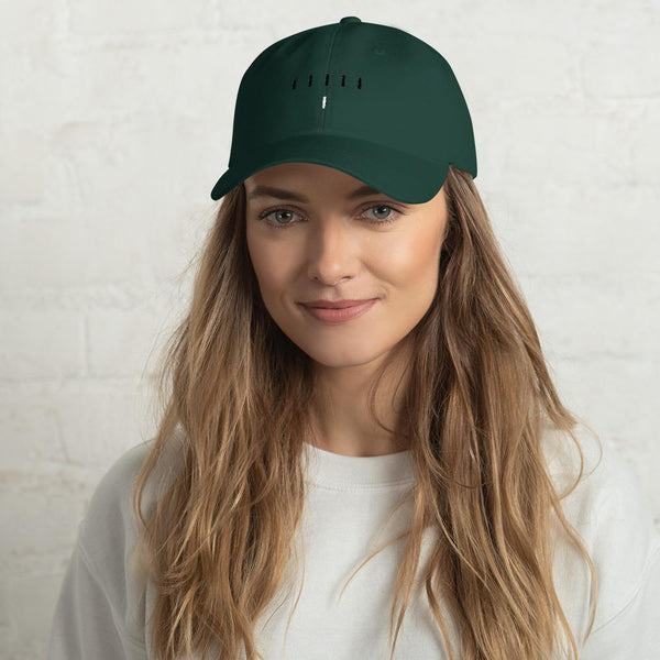 Piper Perri Surrounded Dad Hat shopyourmeme Spruce