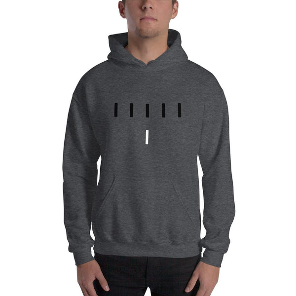 Piper Perri Surrounded Hoodie shopyourmeme Dark Heather S