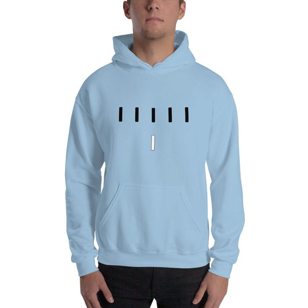 Piper Perri Surrounded Hoodie shopyourmeme Light Blue S