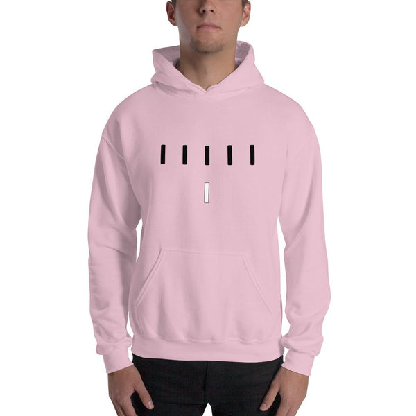 Piper Perri Surrounded Hoodie shopyourmeme Light Pink S