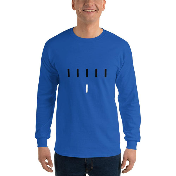 Piper Perri Surrounded Long Sleeve T-Shirt shopyourmeme Royal S