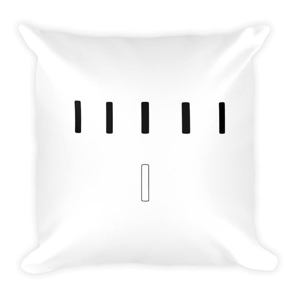 Piper Perri Surrounded Throw Pillow shopyourmeme