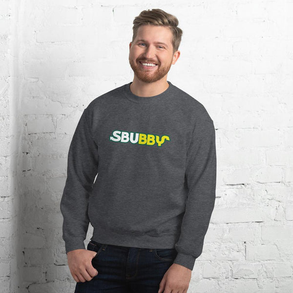 Sbubby Sweatshirt shopyourmeme Dark Heather S