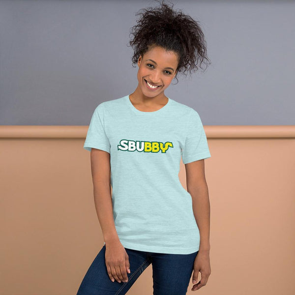 Sbubby T-Shirt shopyourmeme Heather Prism Ice Blue S