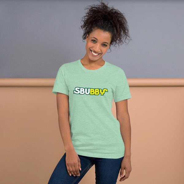 Sbubby T-Shirt shopyourmeme Heather Prism Mint S