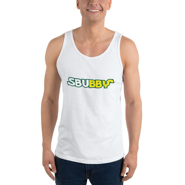 Sbubby Tank Top shopyourmeme White S