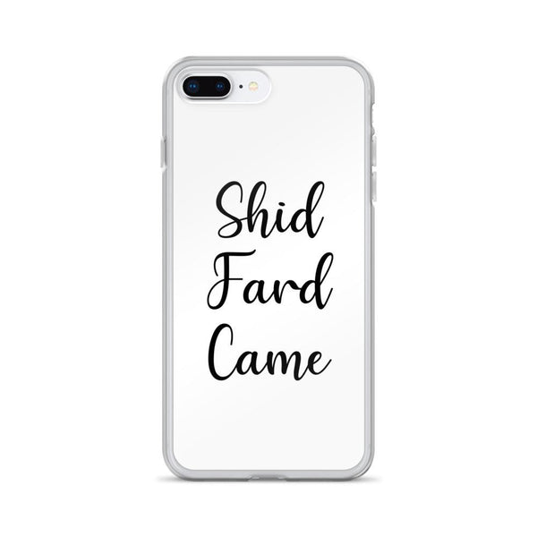 Shid Fard Came (Live Laugh Love Parody) iPhone Case shopyourmeme iPhone 7 Plus/8 Plus