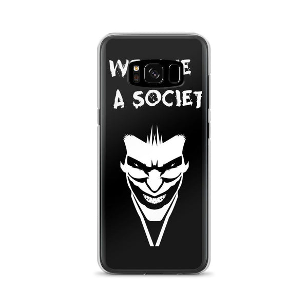 We Live In a Society Samsung Case shopyourmeme Samsung Galaxy S8