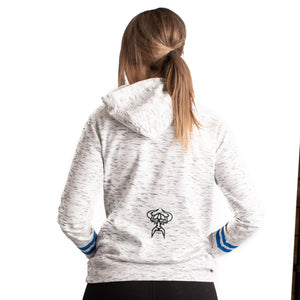 Women's Ultra Soft Frost Giant Fitness Hoodie