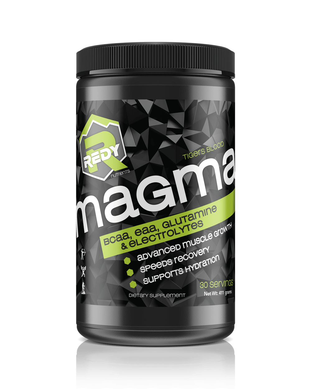 MAGMA-BCAA COMPLEX by Redy Nutrients