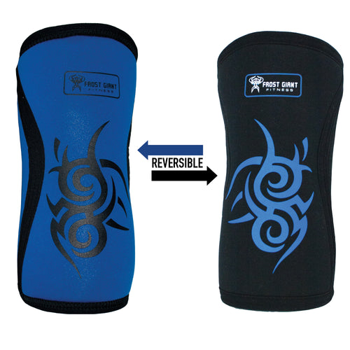 7MM Reversible Knee Sleeves (1-Pair)