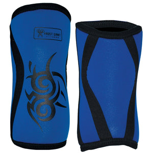 7mm Reversible Neoprene Knee Sleeve for Weightlifting, Crossfit, and Gym Workouts.(1-Pair)