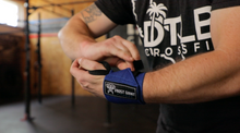 Load image into Gallery viewer, Heavy Duty Arm Blaster Pro + Bonus Wrist Wraps Support