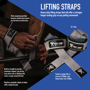 Weightlifting Lifting Straps
