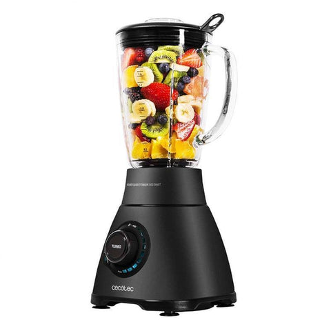 Mixeur Blender en Verre 1800W Intelligent