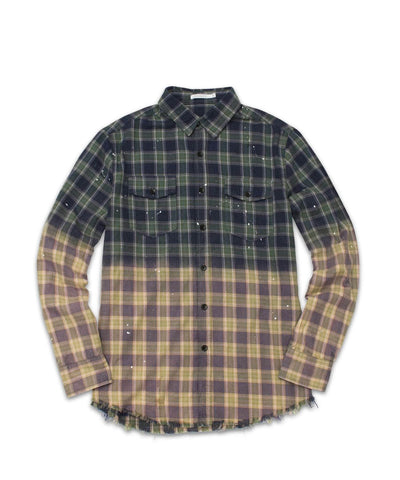 Deconstructed Flannel