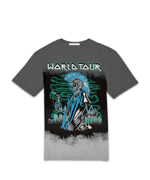 World Tour Tee - Grey