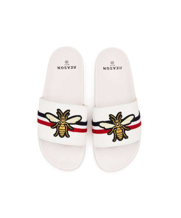 BEE SLIDES Reason Clothing