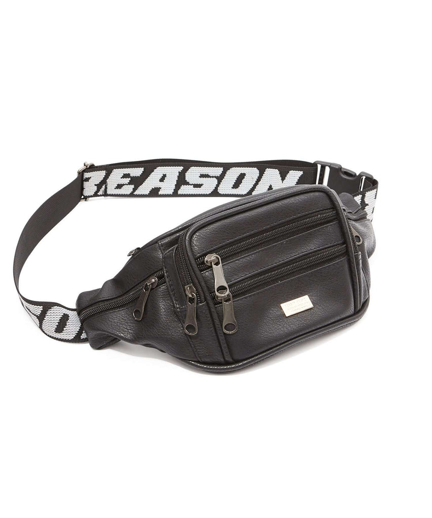 MARINER BELT BAG - BLACK Reason Clothing