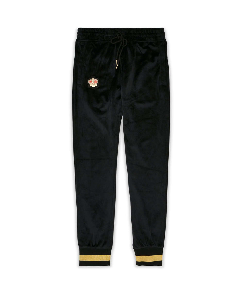 Women's Richmond Joggers - Black Reason Clothing