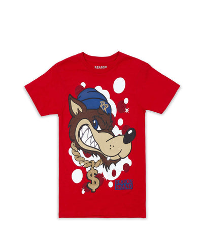WOLF TEE Reason Clothing