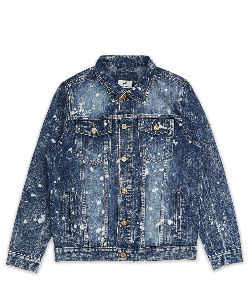 JACKSON DENIM JACKET MAISON NOIR