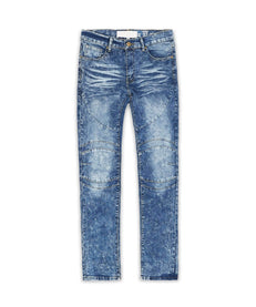 PIERCE DENIM JEANS MAISON NOIR