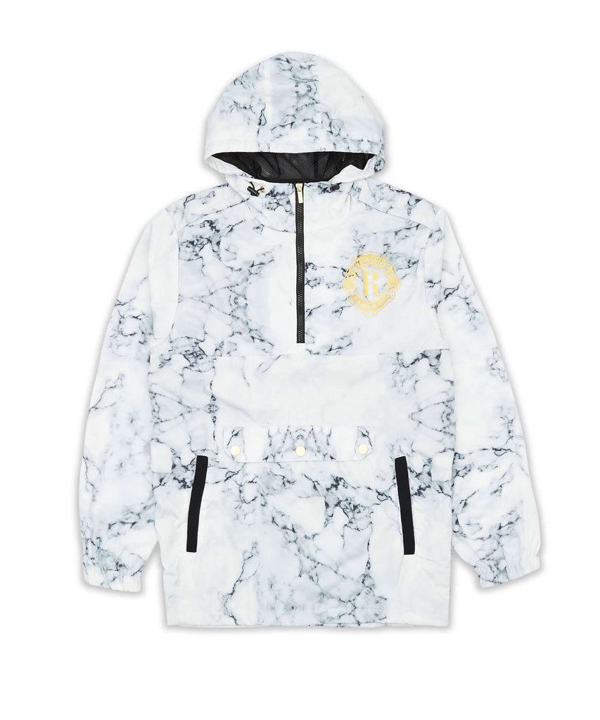 MARBLE PULLOVER JACKET Reason Clothing