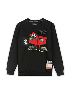 STASH CREWNECK Reason Clothing