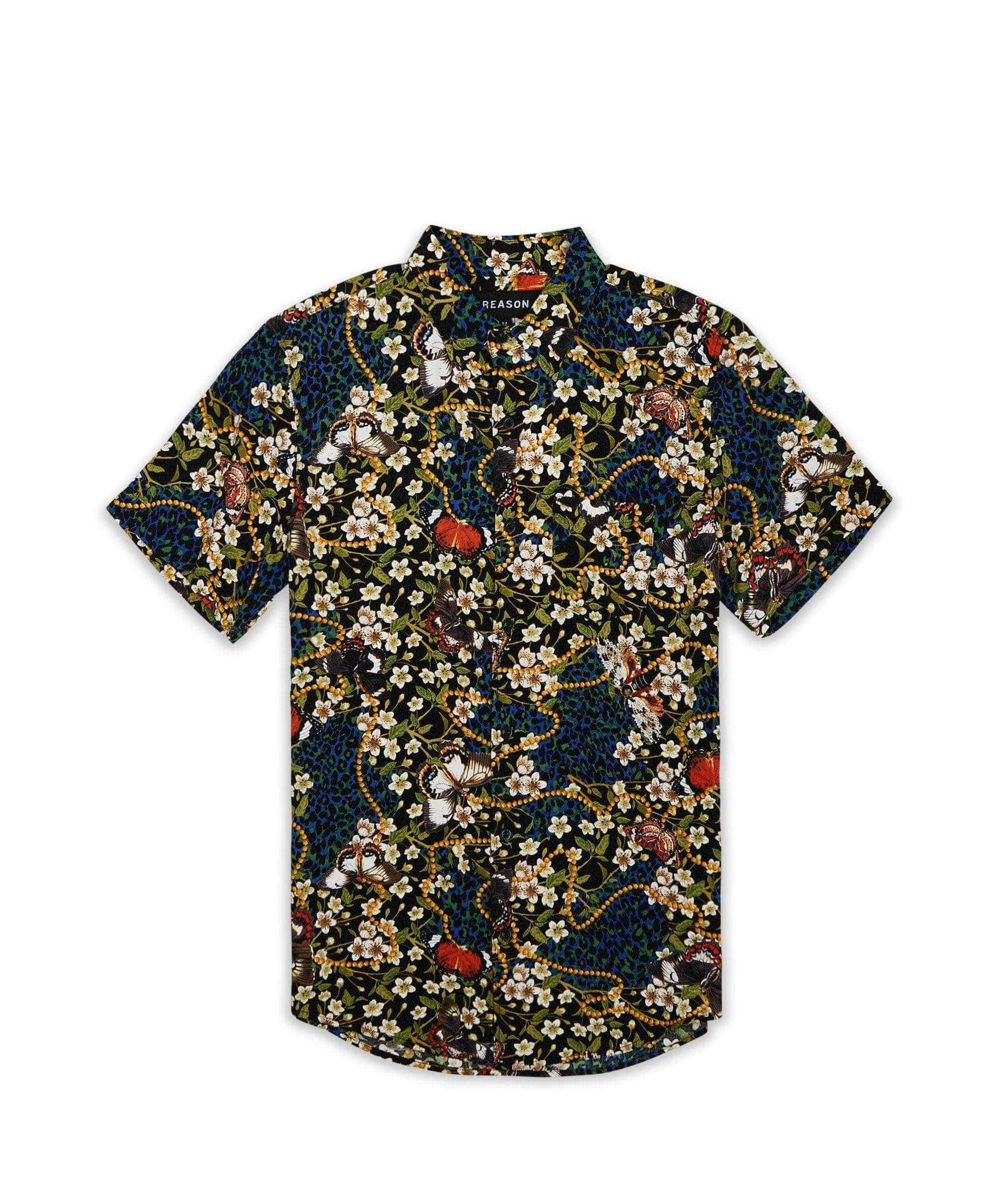 GARDEN SS SHIRT Reason Clothing