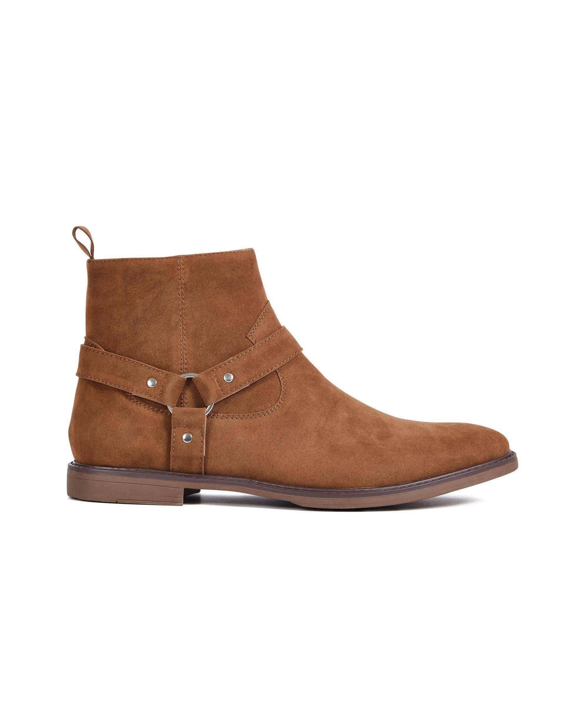 MERCER CHELSEA BOOT - BROWN - Reason Clothing
