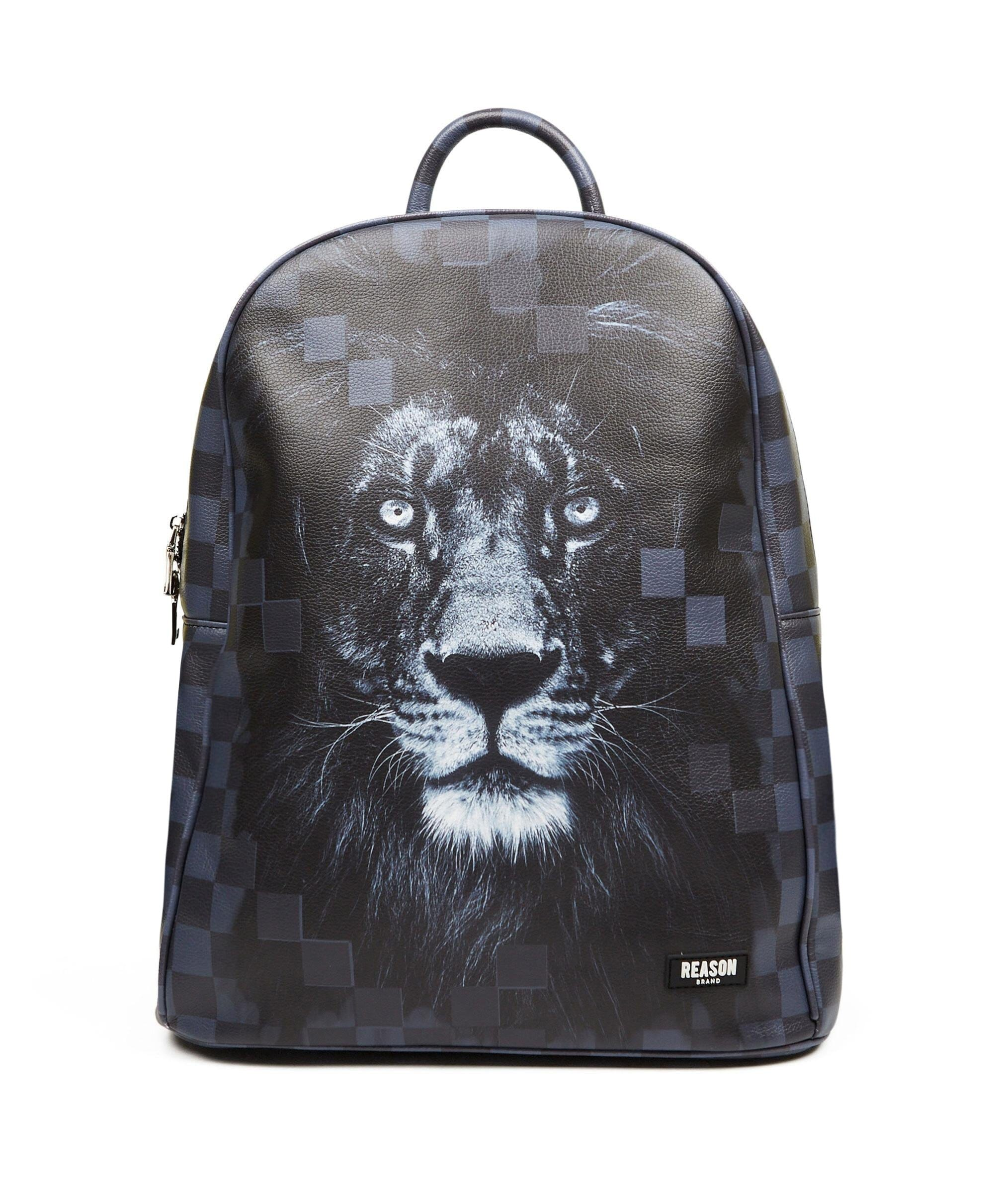 LION WAITS BACKPACK