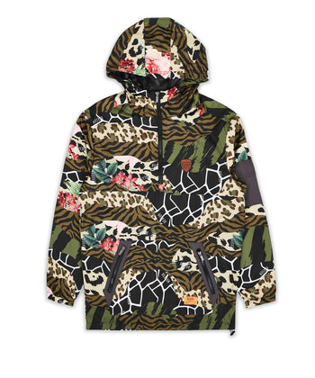 SAFARI MIX ANORAK