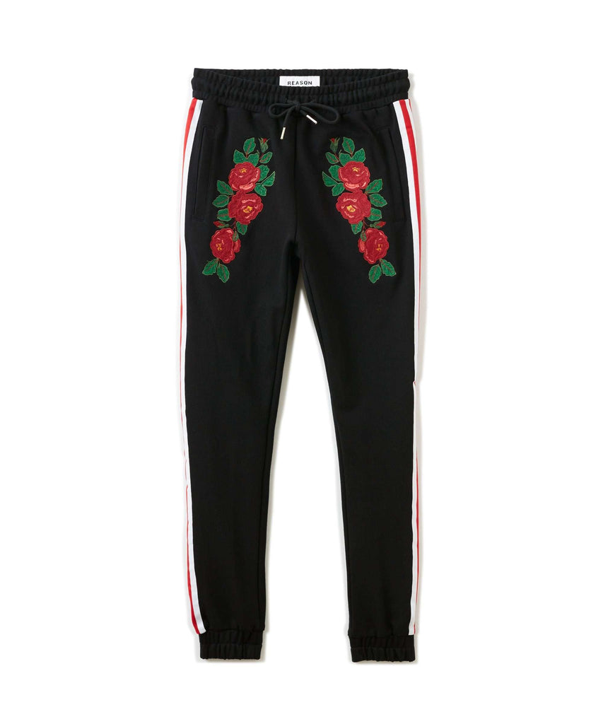 Women's Roses Joggers - Reason Clothing