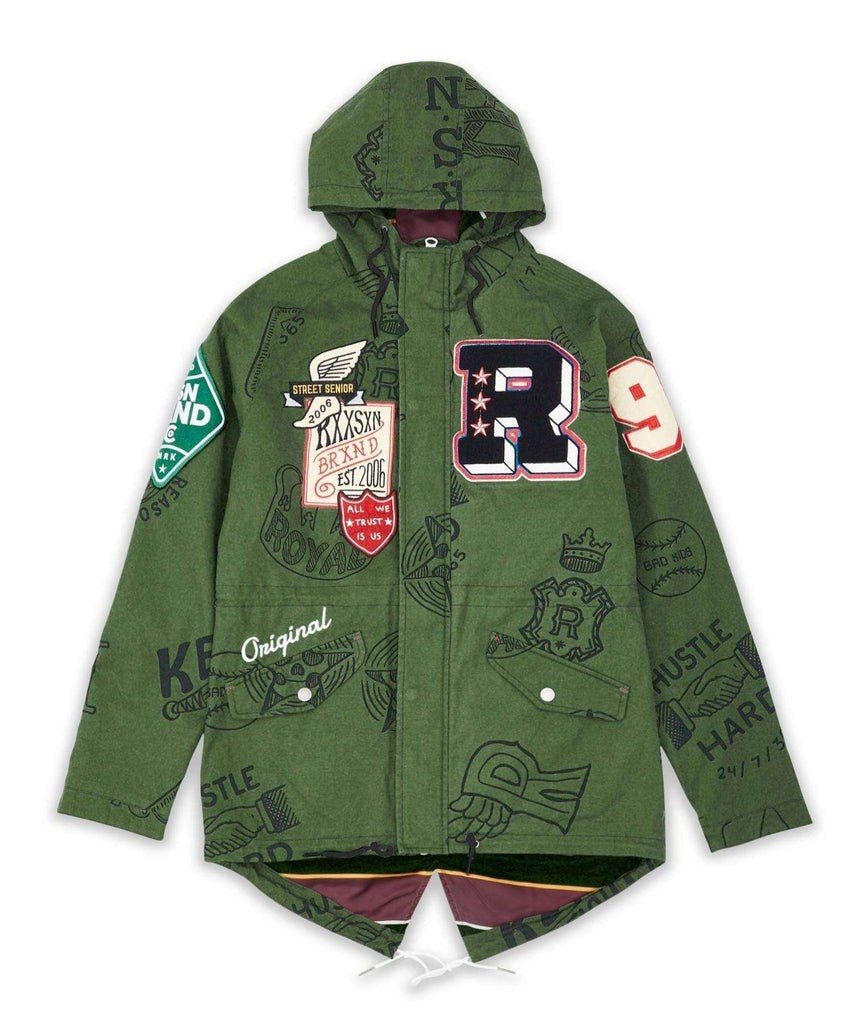 CHAMPION JACKET Reason Clothing